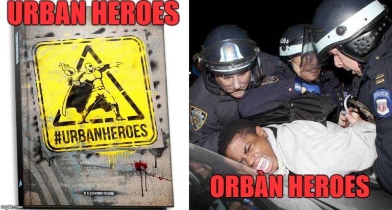 Urban Heroes – Recensione di un GdR sui Supereroi