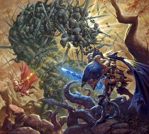 Uccidere un Hecatoncheires a livelli bassi D&D 3.5