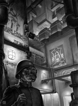 Sine Requie Ambientazione Soviet – Z.A.R. Zombie e Russia